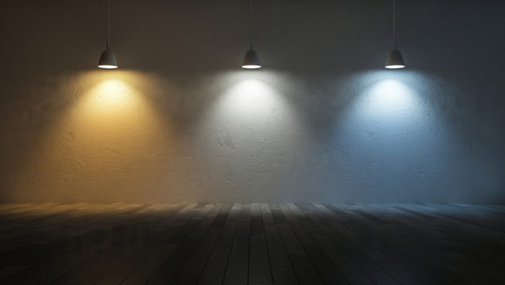A short guide on color temperature