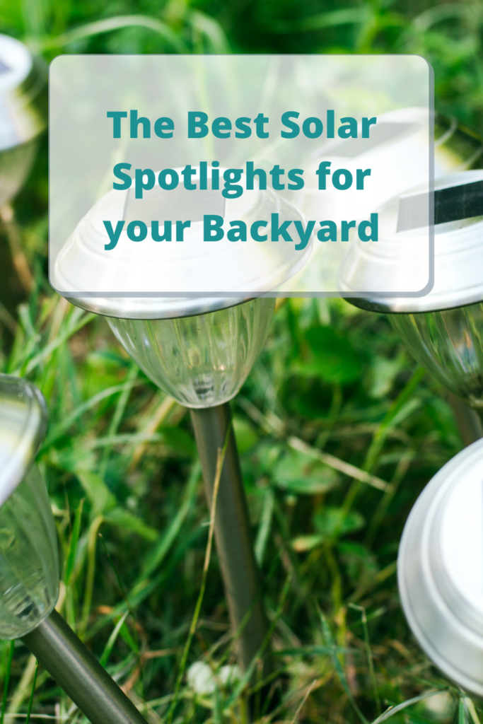 The Best Solar Spotlights for Your Backyard